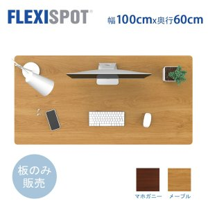 FlexiSpot フレキシスポット スタンディングデスク用天板 テーブルDIY天板パソコンデスク用...
