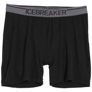 ICEBREAKER アイスブレーカー ANATOMICA BOXERS IU41700 ブラックモ