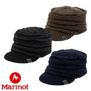 マーモット(Marmot) ニット ワーク キャップ (帽子 キャップ) TOAOJC55|lodge-premiumshop