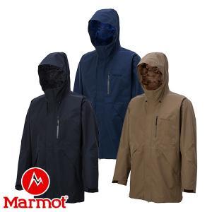 マーモット(Marmot) GORE-TEX エクシード ジャケット (メンズ/ジャケット ハードシェル) TOMOJK01|lodge-premiumshop