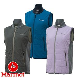 マーモット(Marmot) W's ウールラップ トレック ベスト (レディース/ジャケット ベスト) TOWOJL17 lodge-premiumshop