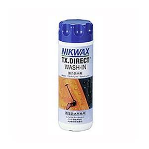 ニクワックス(NIKWAX) TX ダイレクトWASH-IN (洗濯式) (撥水剤) BE251