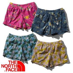 ノースフェイス(THE NORTH FACE) W's ノベルティ バーサタイル ショーツ (レディース/ハーフパンツ ショートパンツ) NBW418|lodge-premiumshop