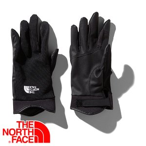 ノースフェイス(THE NORTH FACE) シンプル トレッカー グローブ (手袋 グローブ) ...