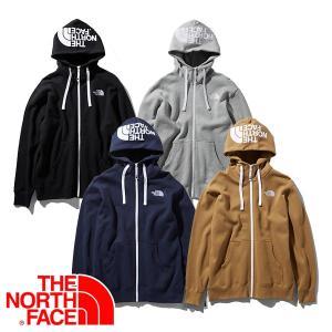 ノースフェイス(THE NORTH FACE) リアビュー フルジップ フーディ (メンズ/パーカ) NT11930 lodge-premiumshop