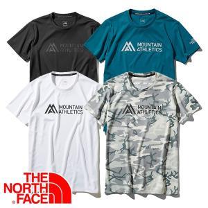 ノースフェイス(THE NORTH FACE) ショートスリーブ アンペア MA クルー (メンズ/半袖 Tシャツ) NT11993|lodge-premiumshop