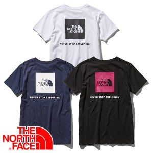 ノースフェイス(THE NORTH FACE) W's ショートスリーブ スクエア ロゴ ティー (レディース/半袖 Tシャツ) NTW31957|lodge-premiumshop