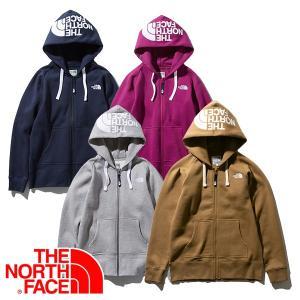 ノースフェイス(THE NORTH FACE) W's リアビュー フルジップ フーディ (レディース/パーカ) NTW61955 lodge-premiumshop