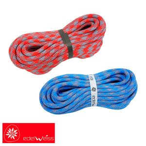 エーデルワイス ヒルウォーカー 8.0mm×20m (ロープ ザイル) EW237-20|lodge-premiumshop