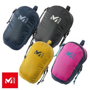 ミレー(MILLET) VOYAGE PADDED POUCH (ポーチ 小物入れ) MIS0660|lodge-premiumshop