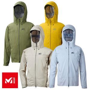 ミレー(MILLET) ティフォン 50000 ストレッチ ジャケット (メンズ/ジャケット レインウェア 雨具) MIV01479|lodge-premiumshop
