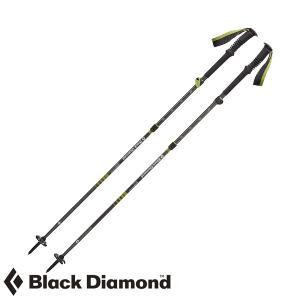 ブラックダイヤモンド(Black Diamond) ディスタンス プラス FLZ 105-125cm(ペア) (ストック ステッキ トレッキングポール|lodge-premiumshop