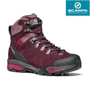スカルパ(SCARPA) ZG トレック GTX WMN (レディース/シューズ 登山靴) SC22026|lodge-premiumshop