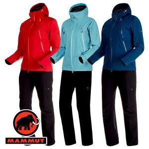 マムート(MAMMUT) Climate Rain-Suit AF Women (レディース/ジャケット パンツ レインウェア) 1010-26561|lodge-premiumshop