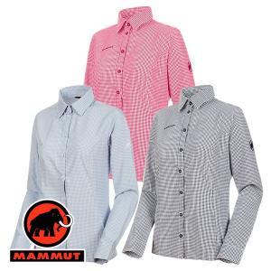 特価 マムート(MAMMUT) Aada Longsleeve Shirt Women (レディース/長袖 ボタンシャツ) 1015-00191 lodge-premiumshop