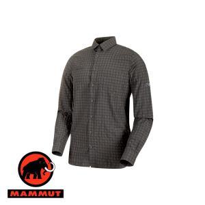 マムート(MAMMUT) Lenni Longsleeve Shirt Men (メンズ/長袖 ボタンシャツ) 1015-00290|lodge-premiumshop