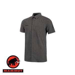 マムート(MAMMUT) Lenni Shirt Men (メンズ/半袖 ボタンシャツ) 1015-00300 lodge-premiumshop