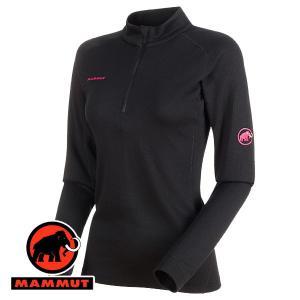 マムート(MAMMUT) PERFORMANCE Thermal Zip long Sleeve Women (レディース/長袖 ジップシャツ) 10 lodge-premiumshop