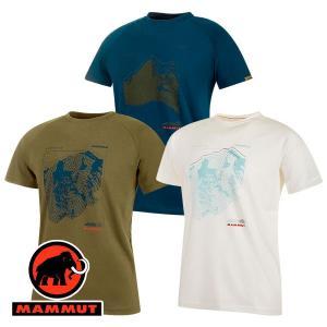 特価 マムート(MAMMUT) Mountain T-Shirt Men (メンズ/半袖 Tシャツ) 1017-09842 lodge-premiumshop