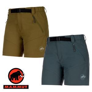 特価 マムート(MAMMUT) Trekkers Shorts Women (レディース/ハーフパンツ ショートパンツ) 1020-11860 lodge-premiumshop
