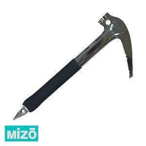 ミゾー ロックハンマー 明星 (ハンマー バイル) MZBImj|lodge-premiumshop
