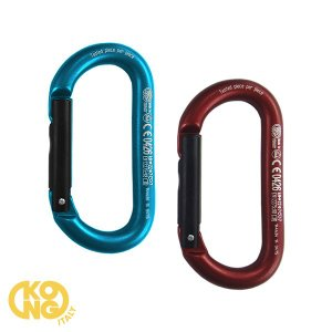 コング オーバル ストレートゲート (カラビナ) 600015|lodge-premiumshop