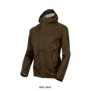 MAMMUT 【MICROLAYER Jacket AF Men】 マムート マイクロレイヤージャケット 男性用 dark olive|lodge