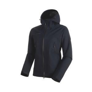 MAMMUT 【MASAO SO Jacket Men BLACK】 マムート 男性用|lodge