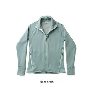 HOUDINI 【W's Power Jacket】 フーディニ パワージャケット(女性用) glade green lodge