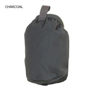 MYSTERY RANCH 【BOTTLE POCKET CHARCOAL】 ミステリーランチ ボトルポケット チャコール レターパックライト対応商品|lodge