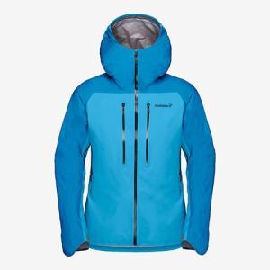 ノローナ リンゲン ゴアテックスジャケット 男性用 NORRONA Lyngen Gore-Tex Jacket MEN Seaport|lodge