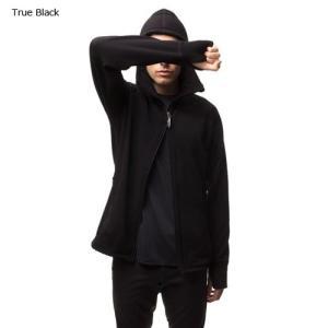 HOUDINI 【M's Power Houdi】 フーディニ パワーフーディ true black true black|lodge