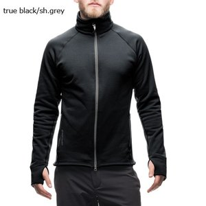 HOUDINI 【M's Power Jacket】 フーディニ パワージャケット true black/sh.grey|lodge