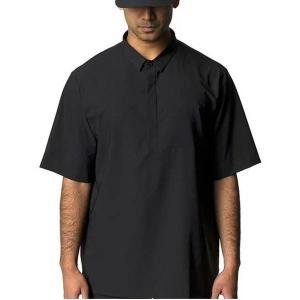 フーディニ メンズコスモシャツ Houdini Ms Cosmo Shirt TrueBlack|lodge