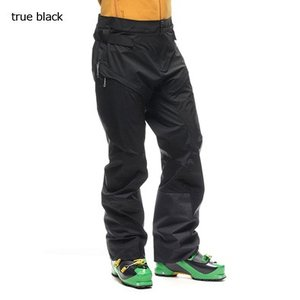 HOUDINI 【M's Bedrock Pants】 フーディニ ベッドロックパンツ True Black|lodge