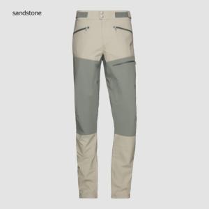 Norrona 【Bitihorn lightweight pants (MENS)】 ノローナ ビティホーンライトウェイトパンツ sandstone|lodge