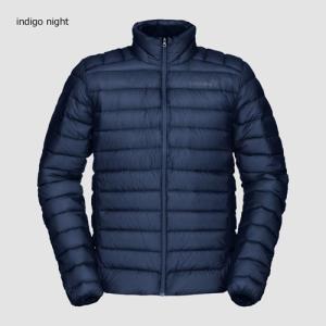 Norrona 【Bitihorn superlight down900 jacket (MENS)】 ノローナ ビティホーンスーパーライトダウン900ジャケット indigo night|lodge