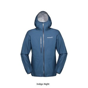 NORRONA 【bitihorn Gore-Tex Active 2.0 Jacket(MENS) 】 ノローナ メンズ ビティホーン ゴアテックス アクティブ 2.0 ジャケット indigo night|lodge