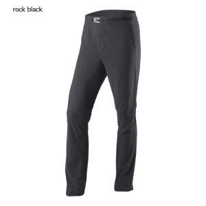 HOUDINI 【M's Lucid Pants】 フーディニ rock black|lodge