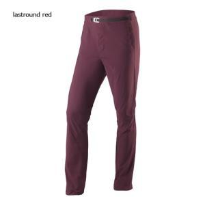 HOUDINI 【M's Lucid Pants】 フーディニ lastround red|lodge