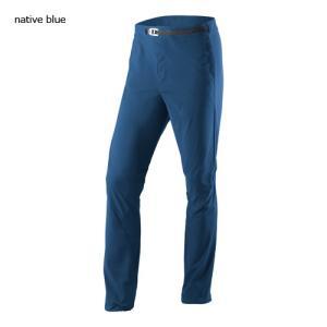 HOUDINI 【M's Lucid Pants】 フーディニ native blue|lodge