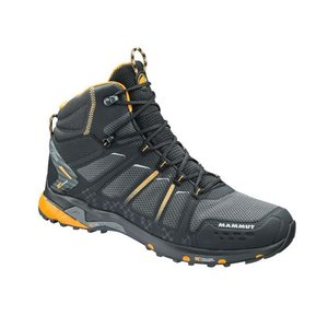 MAMMUT 【T Aenergy Mid GTX(R) Men】 マムート 男性用 black dark radiant|lodge