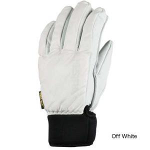 HESTRA 【OMNI GTX FULL LEATHER】 WHITE ヘストラ オムニGTXフルレザー|lodge