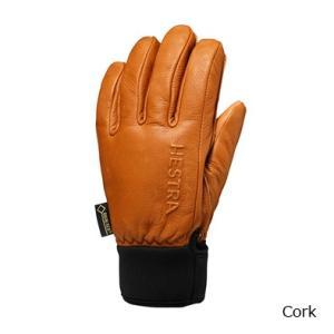 HESTRA 【OMNI GTX FULL LEATHER】 Cork ヘストラ オムニGTXフルレザー レターパックライト対応商品|lodge