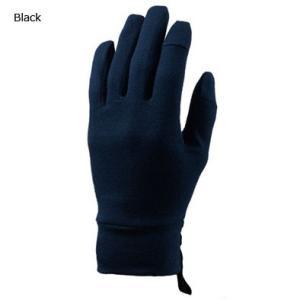 HESTRA 【TOUCH POINT LINER】 Black ヘストラ タッチポイントライナー レターパックライト対応商品|lodge