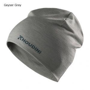 HOUDINI 【Air Born Hat】 Geyser Grey フーディニ エアボーンハット レターパックライト対応商品|lodge