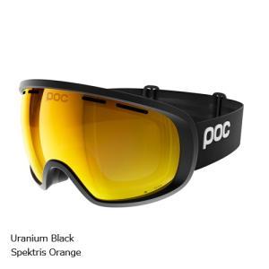 POC 【Fovea Clarity】 ポック フォーヴィアクラリティ  Uranium Black|lodge