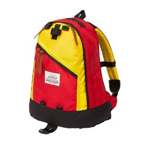GREGORY 40th Aniversary 第二弾 【DAY PACK 80's RED/YELLOW】|lodge