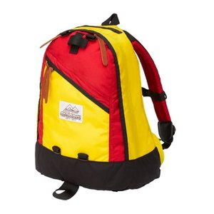 GREGORY 40th Aniversary 第二弾 【DAY PACK 80's YELLOW/RED】|lodge