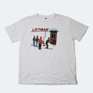 ボーゲン リフトマン 2020 BOGEN LIFTMAN TEE ティー|lodge